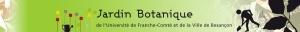 Logo Jardin Botanique Besançon
