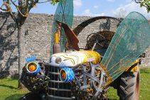 Quand les machines anciennes se transforment en insectes géants - Lycée Duhamel à Dole