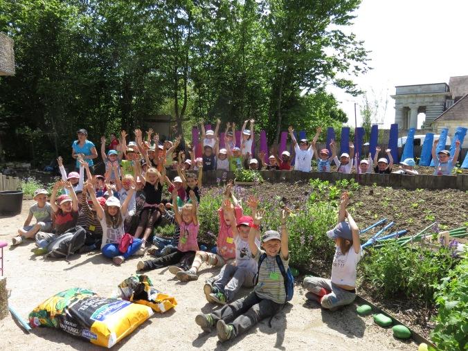 Les petites mains des jardins festival des jardins for Festival des jardins 2016