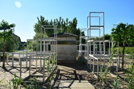 les cubes du jardin Passage