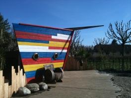 Bateau Capitaine Haddock 20