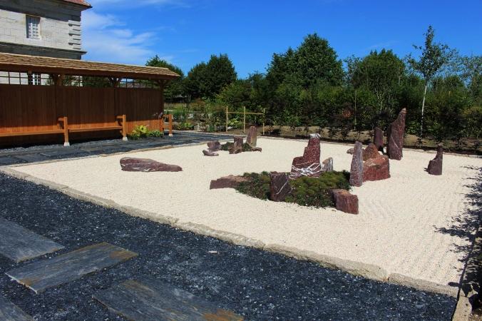 Le jardin zen d erik borja festival des jardins for Le jardin zen beaumont monteux