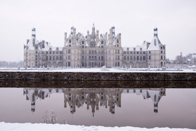 Domaine nationale de Chambord-12