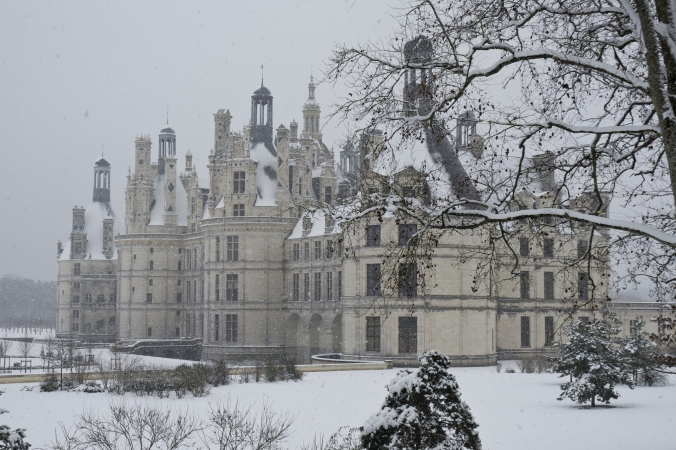 Domaine nationale de Chambord-143
